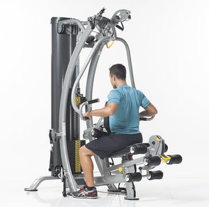 TuffStuff Hybrid Home Gym (SXT-550) mid row