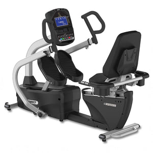 Spirit Fitness CRS800S Recumbent Stepper rear-right