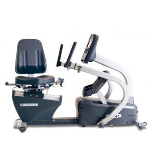 Spirit Fitness CRS800S Recumbent Stepper side