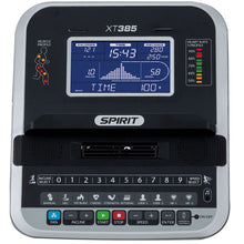 Load image into Gallery viewer, Spirit Fitness XT385 Treadmill console