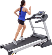 Load image into Gallery viewer, Spirit Fitness XT385 Treadmill runner inclined
