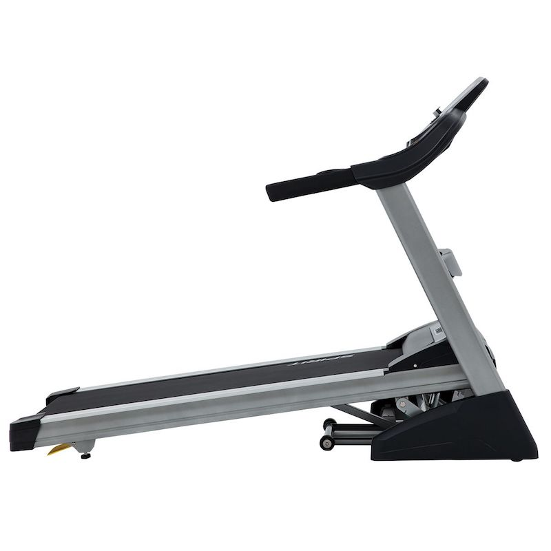Spirit Fitness XT385 Treadmill side