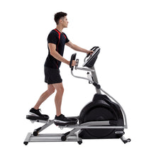 Load image into Gallery viewer, Spirit Fitness XE295 Elliptical runner side