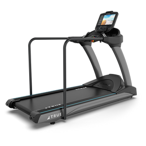 TRUE Fitness C900 Commercial Treadmill rails