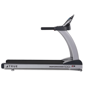 TRUE Fitness Performance 100 Treadmill side