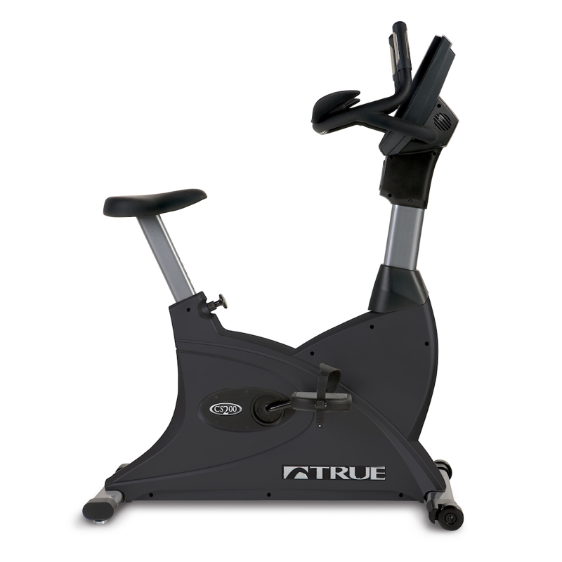 TRUE Fitness CS200 Commercial Upright Bike