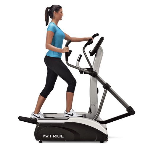 TRUE Fitness M50 Elliptical Trainer