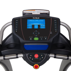 TRUE Fitness Performance 100 Treadmill Console