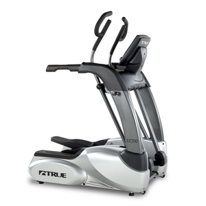 TRUE Fitness ES700 Elliptical Trainer side front