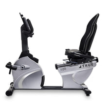 Load image into Gallery viewer, TRUE ES700 Recumbent Bike at Fitness Gallery