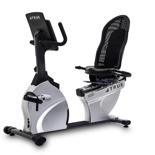 TRUE ES700 Recumbent Bike at Fitness Gallery