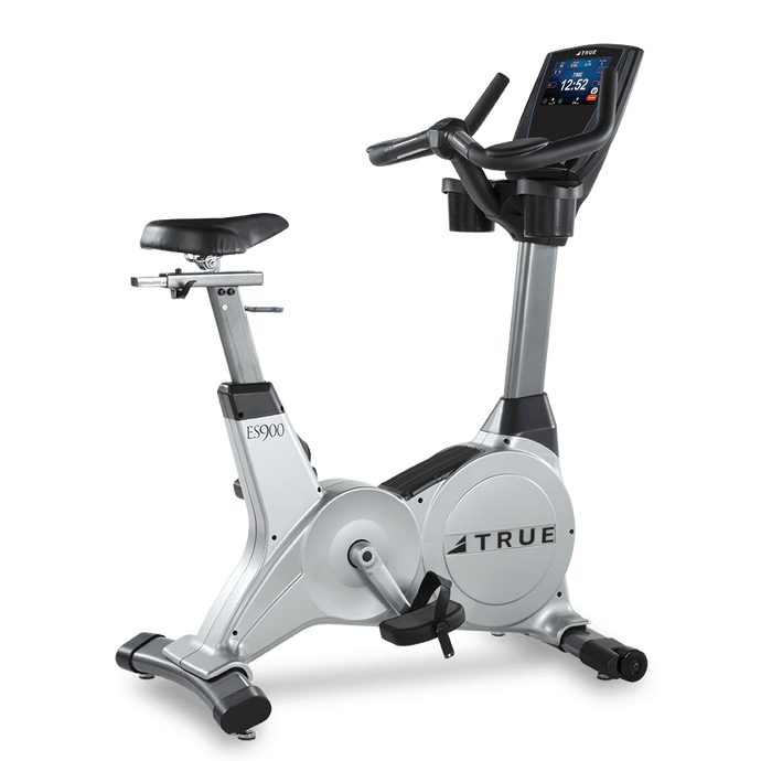 TRUE ES900 Upright Bike at Fitness Gallery