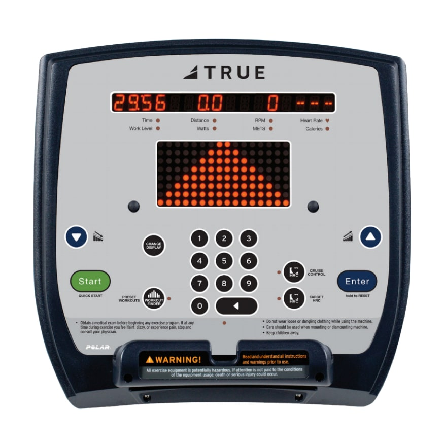 TRUE Emerge Console Display