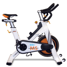 Load image into Gallery viewer, TRUE Fitness Spin Bike white
