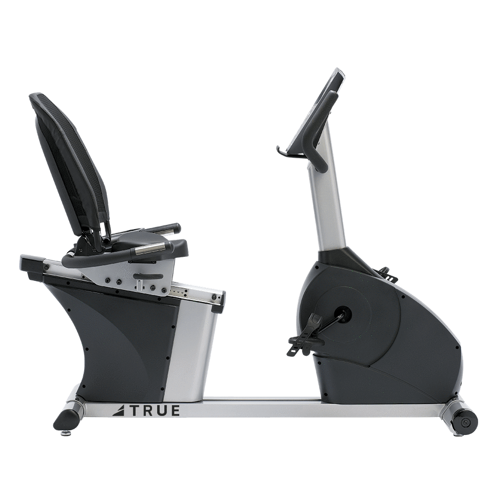 TRUE Fitness PS50 Recumbent Bike at Fitness Gallery