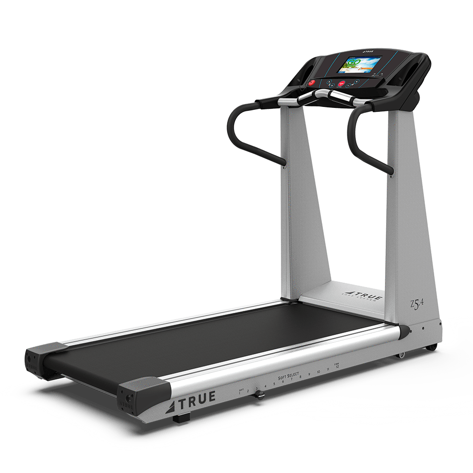 TRUE Fitness Z5.4 Treadmill at Fitness Gallery