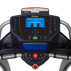 TRUE Fitness Performance 300 Treadmill console