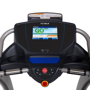 TRUE Fitness Performance 800 Treadmill console display