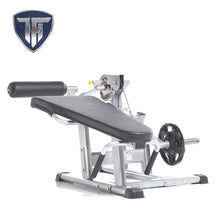 Load image into Gallery viewer, TuffStuff Leg Extension / Prone Leg Curl Bench (CPL-400) logo