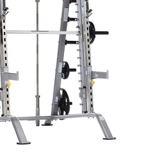 Load image into Gallery viewer, TuffStuff Evolution Smith Machine / Half Cage Combo (CSM-600) close right