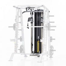 Load image into Gallery viewer, TuffStuff optional High/Low Pulley System with 200 lbs weight stack (CHL-610WS)