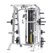 Load image into Gallery viewer, TuffStuff Evolution Smith Machine / Half Cage Ensemble (CSM-725WS) no bench