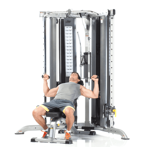 TuffStuff Corner Multi Functional Trainer (CXT-200) Incline Bench