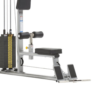 TuffStuff Evolution Lat / Low Row Combo Machine (CLM-855WS) seat