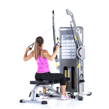 Load image into Gallery viewer, TuffStuff Evolution Dual Stack Functional Trainer (MFT-2700) arms