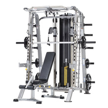 Load image into Gallery viewer, TuffStuff Evolution Smith Machine / Half Cage Ensemble (CSM-725WS)