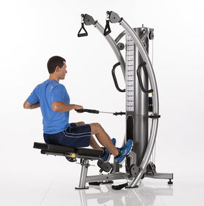 TuffStuff Six-Pak Functional Trainer row