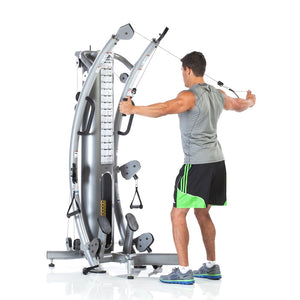 TuffStuff Six-Pak Functional Trainer crossover