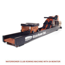 Load image into Gallery viewer, WaterRower Club Rowing Machine - Shop Fitness Gallery