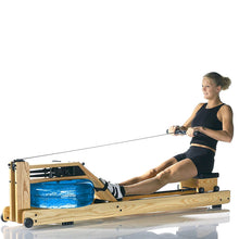 Load image into Gallery viewer, WaterRower Natural Rowing Machine in Ash Wood with S4 Monitor - Shop Fitness Gallery
