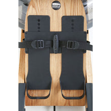 Load image into Gallery viewer, WaterRower Natural Rowing Machine in Ash Wood Foot Straps - Shop Fitness Gallery