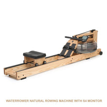 Load image into Gallery viewer, WaterRower Natural Rowing Machine - Shop Fitness Gallery
