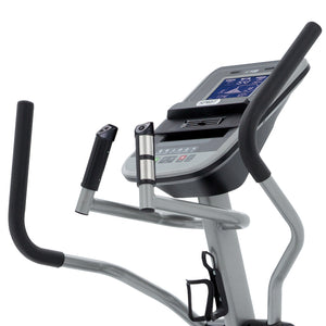 Spirit Fitness XE195 Elliptical handles