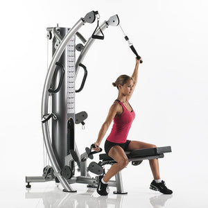 TuffStuff Six-Pak Functional Trainer bench arms