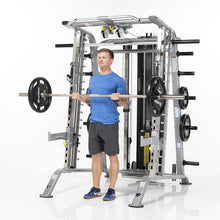 Load image into Gallery viewer, TuffStuff Smith Machine / Half Cage Ensemble (CSM-725WS) - Bicep Curls