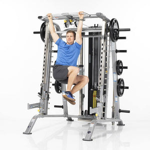 TuffStuff Smith Machine / Half Cage Ensemble (CSM-725WS) - Oblique Twists