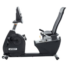 Load image into Gallery viewer, Spirit Fitness XBR25 Recumbent Bike side