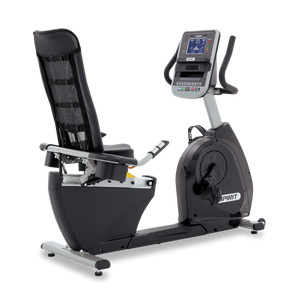 Spirit Fitness XBR55 Recumbent Bike rear side
