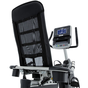 Spirit Fitness XBR55 Recumbent Bike rear