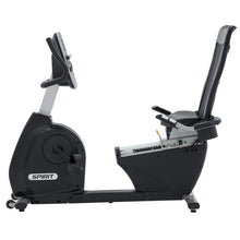 Load image into Gallery viewer, Spirit Fitness XBR55 Recumbent Bike side