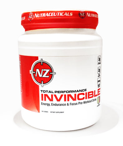 Invincible | Pre-Workout