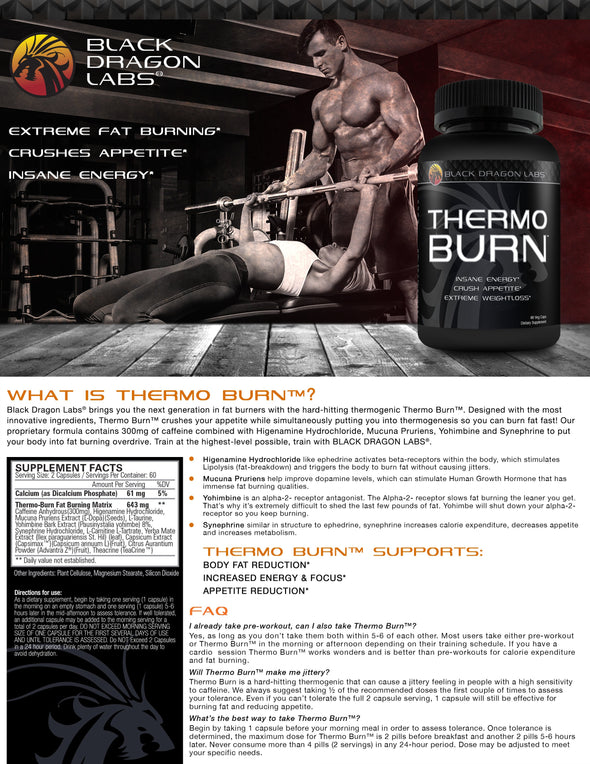 Thermo Burn | Weightloss