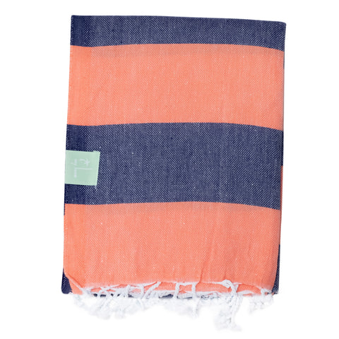 luxe mens beach towel