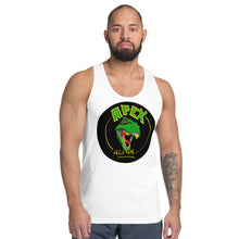 Load image into Gallery viewer, Apex Alpha T Rex Tank Top (Unisex)