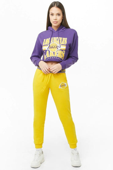 NBA Lakers Graphic Hoodie