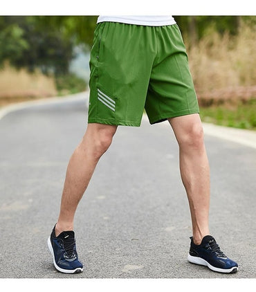 Elastic Waist Summer Beach Shorts Breathable Quick-drying Board Shorts
